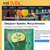 Daejayon Speaks: Recyclemania